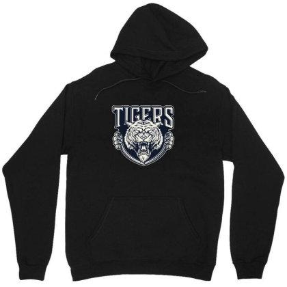 Tiger Unisex Hoodie Designed By Estore