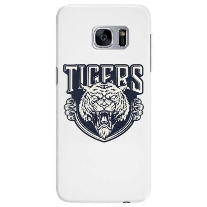 Tiger Samsung Galaxy S7 Edge Case Designed By Estore