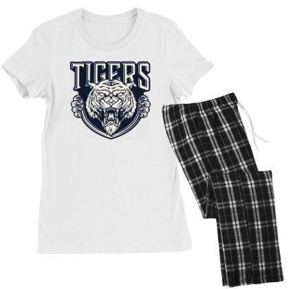 Tiger Women's Pajamas Set Designed By Estore
