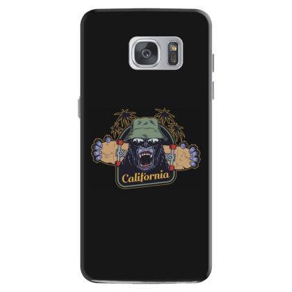 California, Gorilla, America, Usa Samsung Galaxy S7 Case Designed By Estore