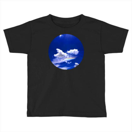 Blue Sky Toddler T-shirt Designed By Mpart10