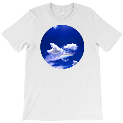 Blue Sky T-shirt Designed By Mpart10
