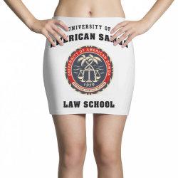 samoa law school logo Mini Skirts | Artistshot