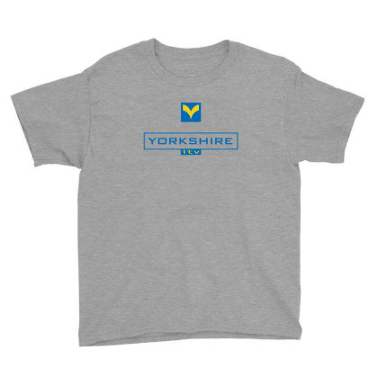 Yorkshire Tv Channel Youth Tee Designed By Adore