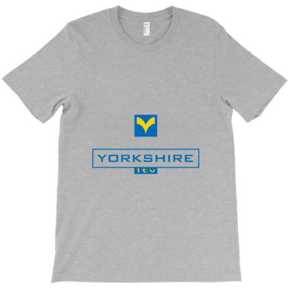 Yorkshire Tv Channel T-shirt Designed By Adore