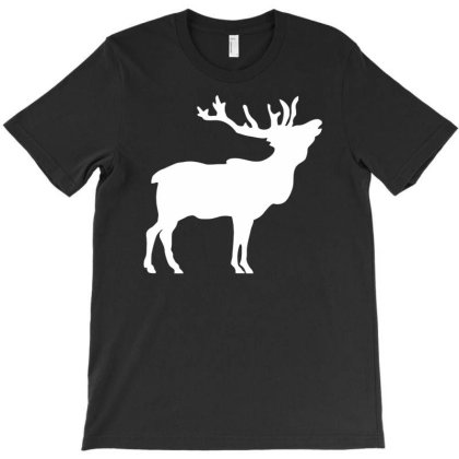 Stag Deer T-shirt Designed By Anma4547