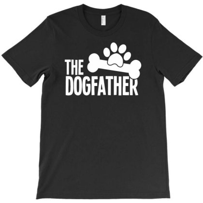 The Dogfather T-shirt Designed By Anma4547