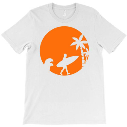 Surfer Paradise T-shirt Designed By Anma4547