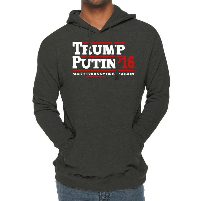 Trump Putin 2016 Lightweight Hoodie | Artistshot