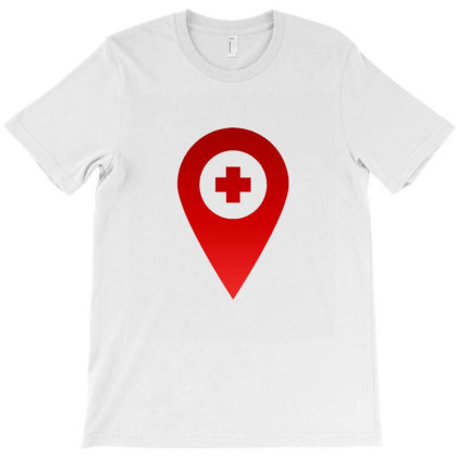 Plus Health T-shirt Designed By Wd650