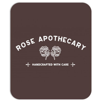 Rose Apothecary Logo Mousepad Designed By Dirrablow