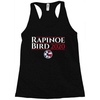 Rapinoe Bird 2020 Racerback Tank Designed By Ww'80s