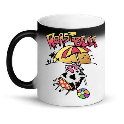 Roast Beef   Dustin Magic Mug Designed By Ww'80s