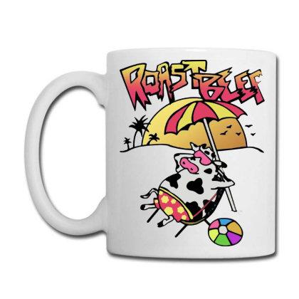 Roast Beef   Dustin Coffee Mug Designed By Ww'80s