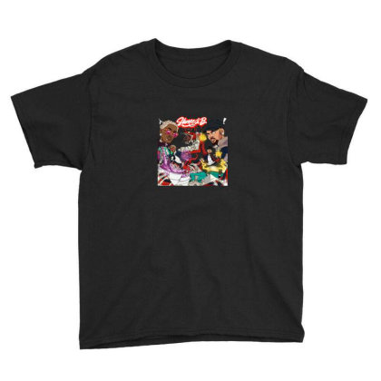 Chris Brown Youth Tee Designed By Ferrel050590