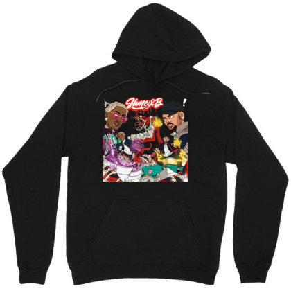 Chris Brown Unisex Hoodie Designed By Ferrel050590
