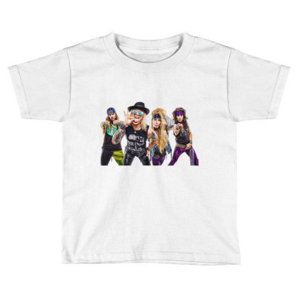 Steel Panther 2 Toddler T-shirt Designed By Gills870101