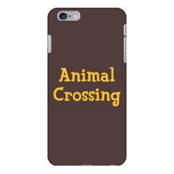 animal crossing game logo iPhone 6 Plus/6s Plus Case | Artistshot