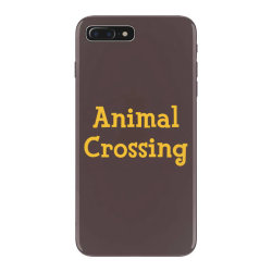 animal crossing game logo iPhone 7 Plus Case | Artistshot