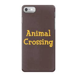 animal crossing game logo iPhone 7 Case | Artistshot