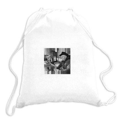 Yul Brynner Westworld Drawstring Bags Designed By J870909