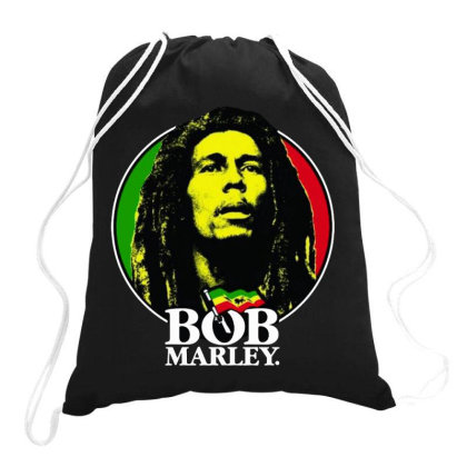 Bob The Legend Drawstring Bags Designed By Tht
