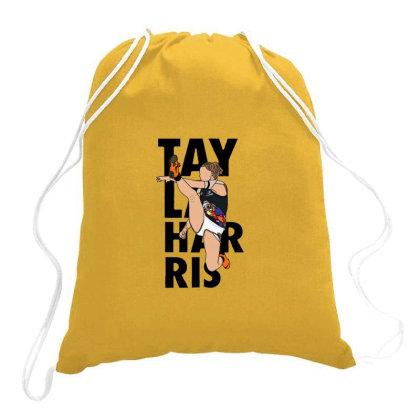 Tayla Harris Drawstring Bags Designed By Laina Melati