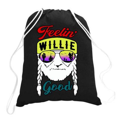 Feeling Willie Good Drawstring Bags Designed By Tht