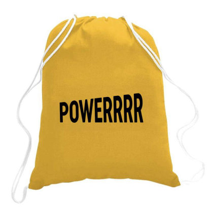 Rozzers Drawstring Bags Designed By Jarl Cedric