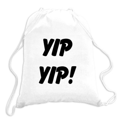 Yip Yip Drawstring Bags Designed By Jarl Cedric