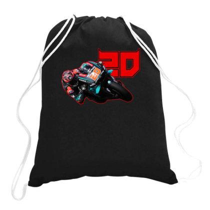 Fabio Quartararo Drawstring Bags Designed By Mio901215