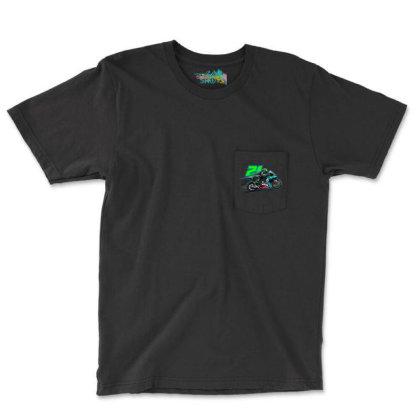 4 Fanco Morbidelli Pocket T-shirt Designed By Mio901215