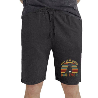 Best Cane Corso Dad Ever Retro Vintage Father's Day Vintage Short Designed By Vip.pro123