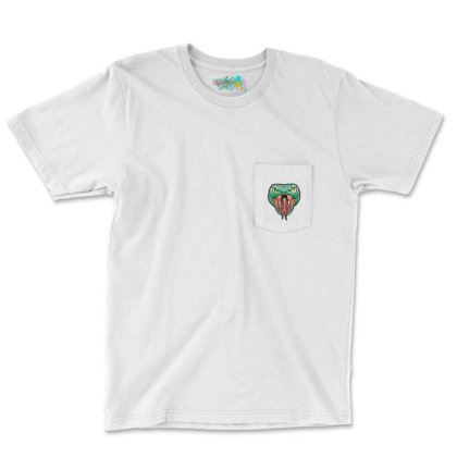 The Viper Pocket T-shirt Designed By Jarl Cedric