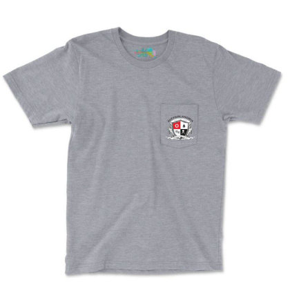 Sufferlandria Pocket T-shirt Designed By Jarl Cedric