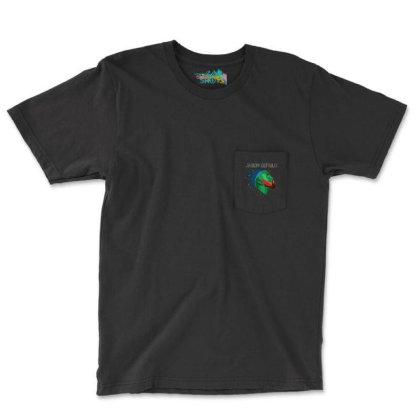 Jason Derulo Pocket T-shirt Designed By Morgan121280