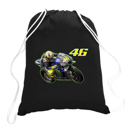 4 Valentino Rossi Drawstring Bags Designed By Lion901217