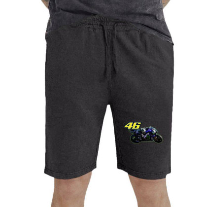 5 Valentino Rossi Vintage Short Designed By Lion901217