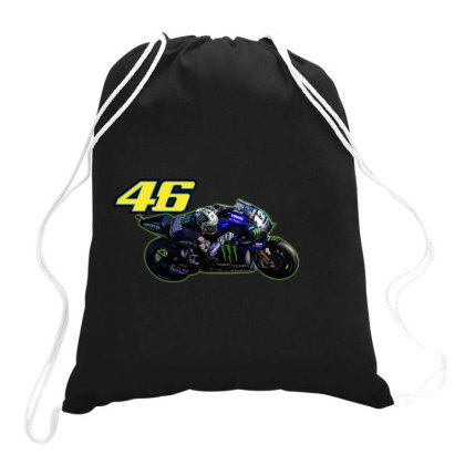 5 Valentino Rossi Drawstring Bags Designed By Lion901217