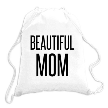 Beautiful Mom Drawstring Bags Designed By Perfect Designers