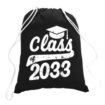 Class Of 2033 Grow With Me First Day Of Kindergarten Gift Drawstring Bags Designed By Conco335@gmail.com