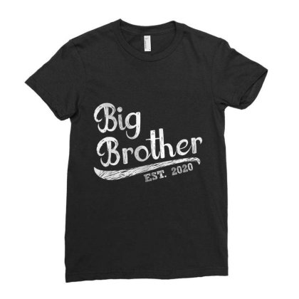Gift For Big Brother 2020 Kids Ladies Fitted T-shirt Designed By Conco335@gmail.com