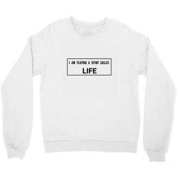 SPORTS TEE Crewneck Sweatshirt | Artistshot