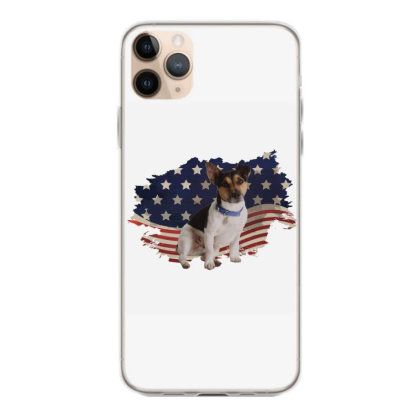 Terrier American Flag Usa Patriotic  4th Of July Gift Iphone 11 Pro Max Case Designed By Vip.pro123