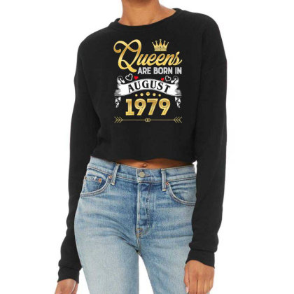 Queens August 1979 Cropped Sweater Designed By Kakashop