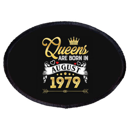 Queens August 1979 Oval Patch Designed By Kakashop