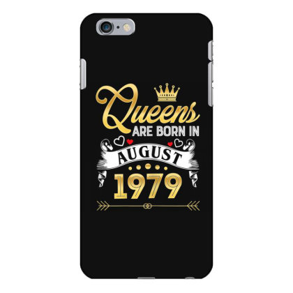 Queens August 1979 Iphone 6 Plus/6s Plus Case Designed By Kakashop