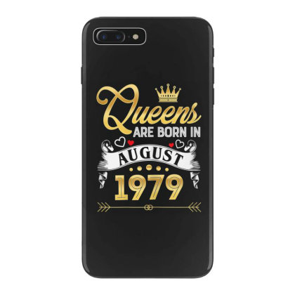 Queens August 1979 Iphone 7 Plus Case Designed By Kakashop