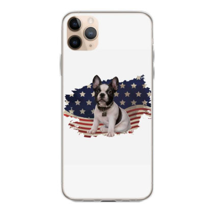 French Bulldog American Flag Usa Patriotic  4th Of July Gift Iphone 11 Pro Max Case Designed By Vip.pro123