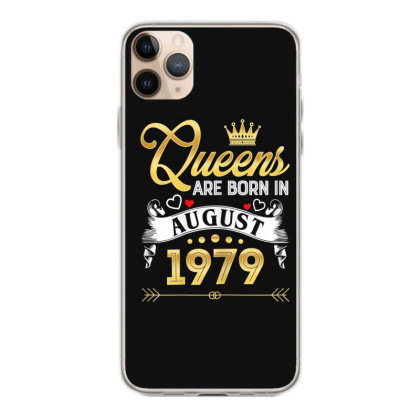 Queens August 1979 Iphone 11 Pro Max Case Designed By Kakashop